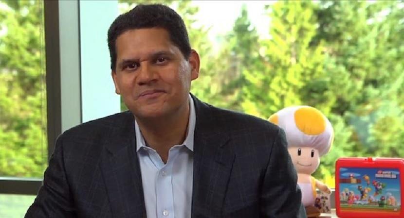 Reggie Fils-Aime Retiring as Nintendo America President