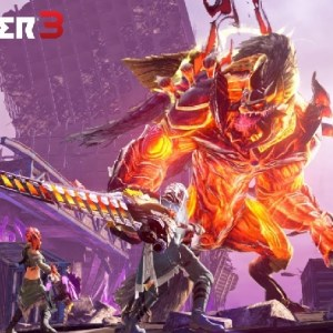 GOD EATER 3 is out today for Nintendo Switch