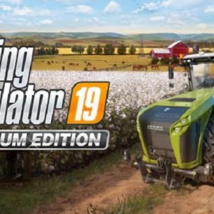 Farming Simulator 19 Platinum out today on PC and console