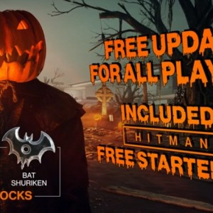 New HITMAN 2 Halloween-Themed Escalation Contract Arrives Tomorrow