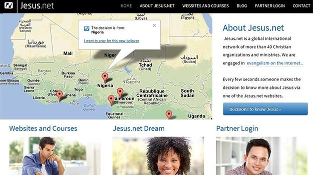 A new 4D partner: Jesus.net International