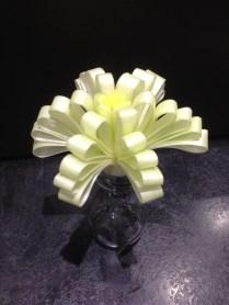 Leek Flower Display