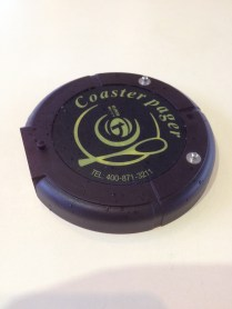 Coaster Pager