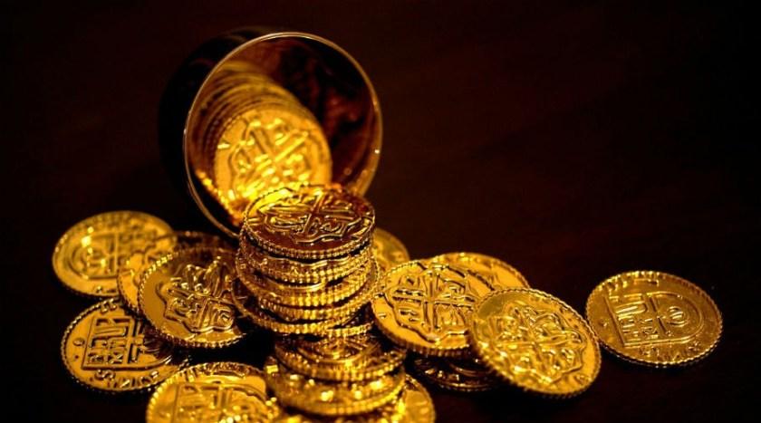 vender monedas de oro