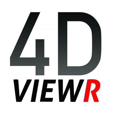 4D VIEWR-dif-font-black-red2