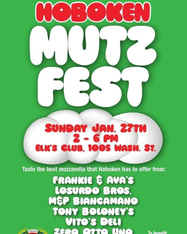 Image result for hoboken mutzfest 2019