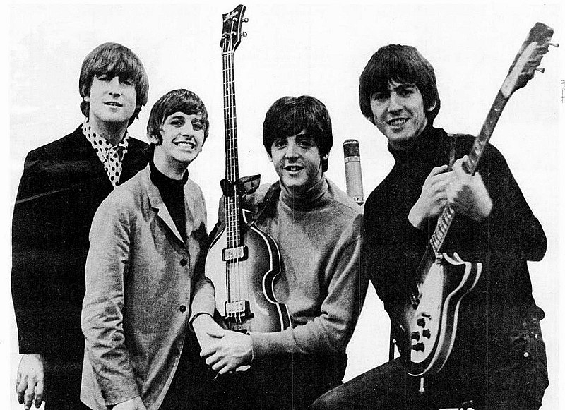 The Four Elements and the Beatles
