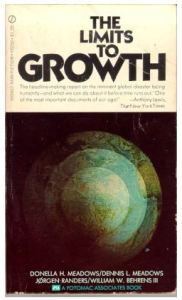 The limits to growth - 1972 (Donella Meadows, Dennis Meadows, Jørgen Randers et William W. Behrens III)