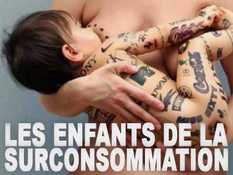 Les enfants de la surconsommation [documentaire – 2008]