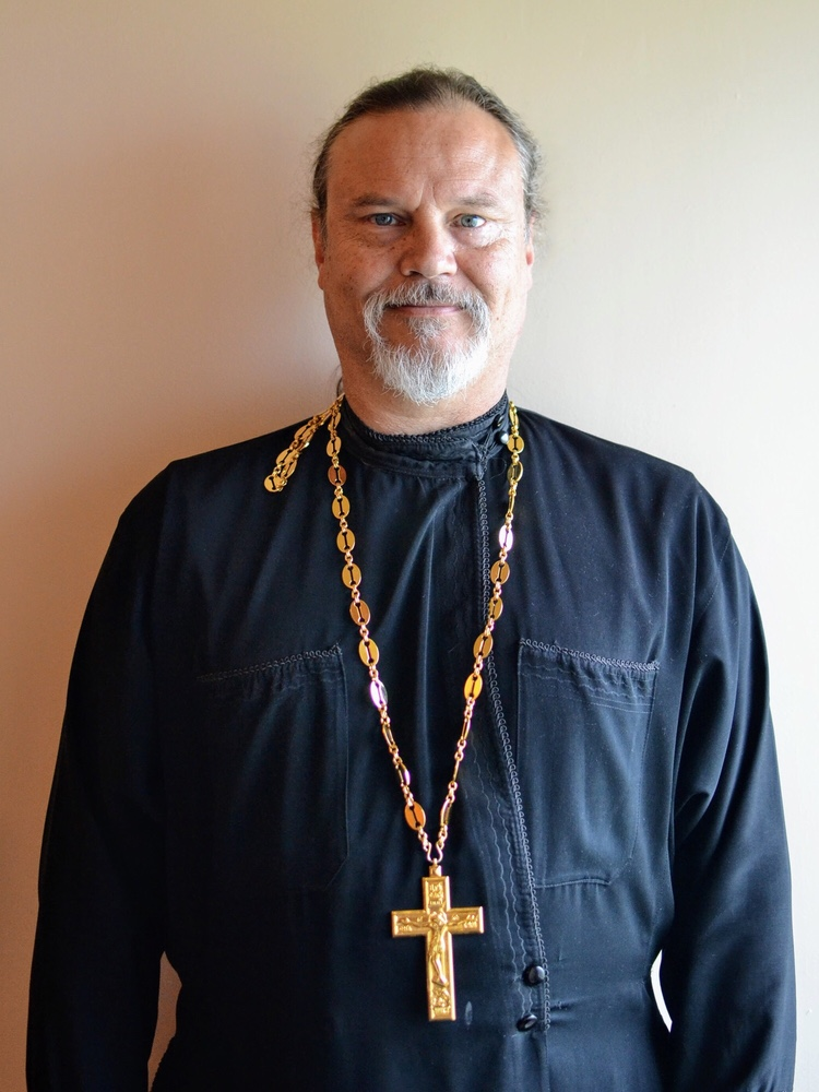 Fr. Gregory Czumak- Four Evangelists Orthodox Church