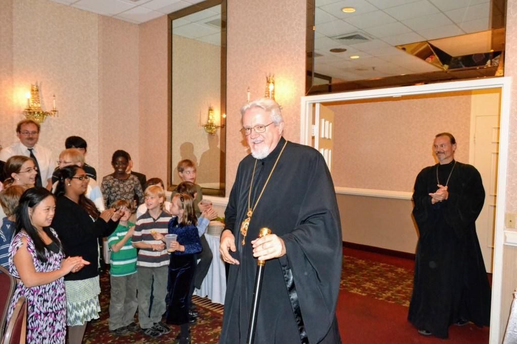 Archbishop Antony — 10th Anniversary Reception and Luncheon