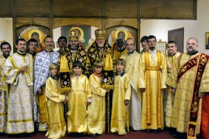 10th Anniversary of Four Evangelists Mission