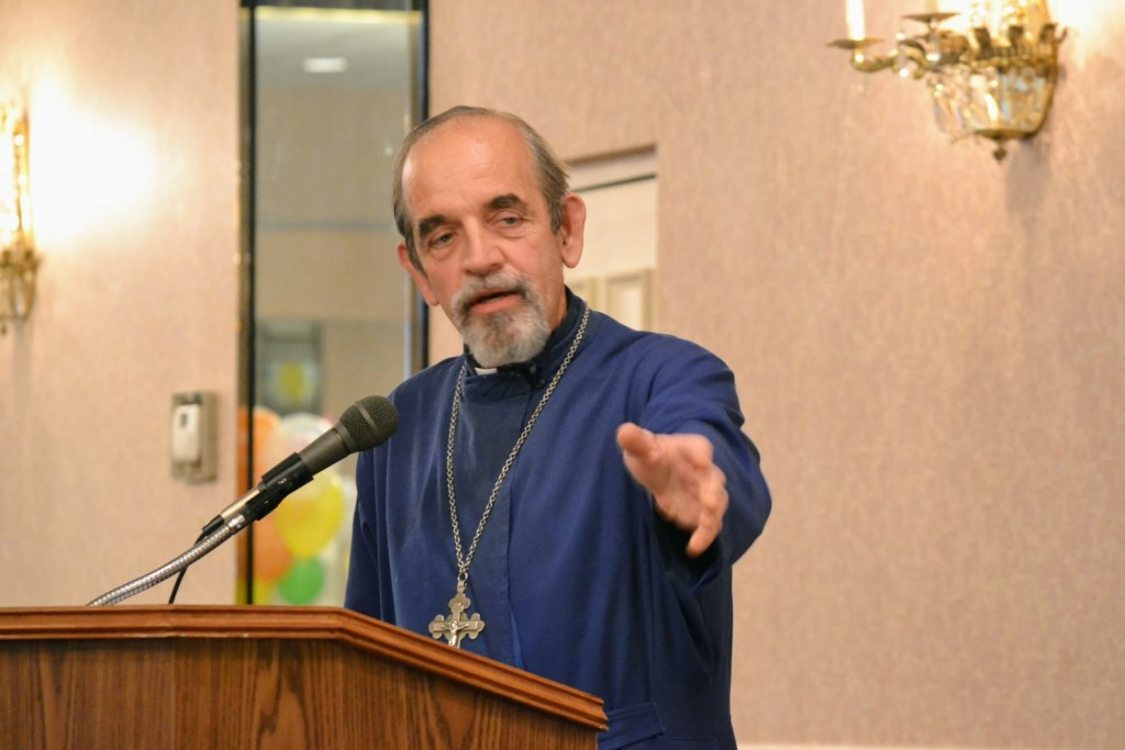 Fr. Joseph Toroney — 10th Anniversary Reception and Luncheon