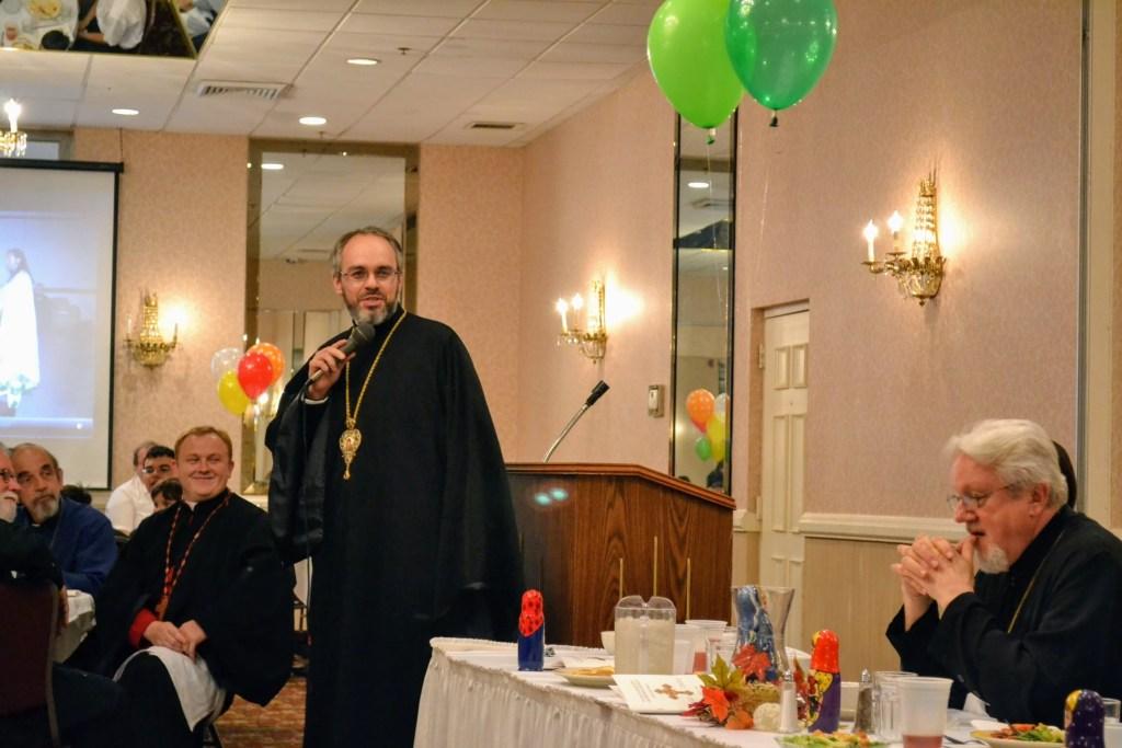 Bishop Daniel — 10th Anniversary Reception and Luncheon