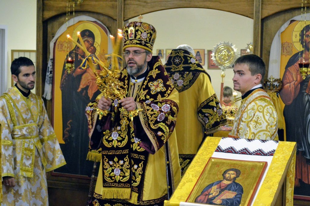 Hierarchical Divine Liturgy — 10th Anniversary