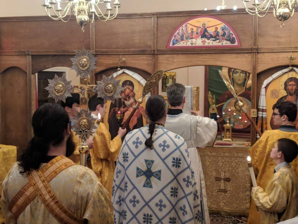 Festal Divine Liturgy - Great and Holy Pascha, 2019