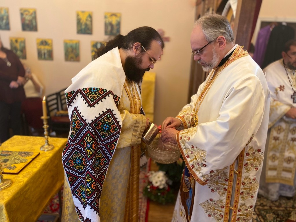 Festal Divine Liturgy for the Feast of the Nativity