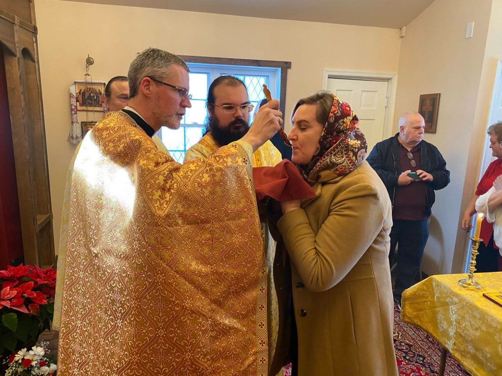 Festal Divine Liturgy for the Nativity of Our Lord