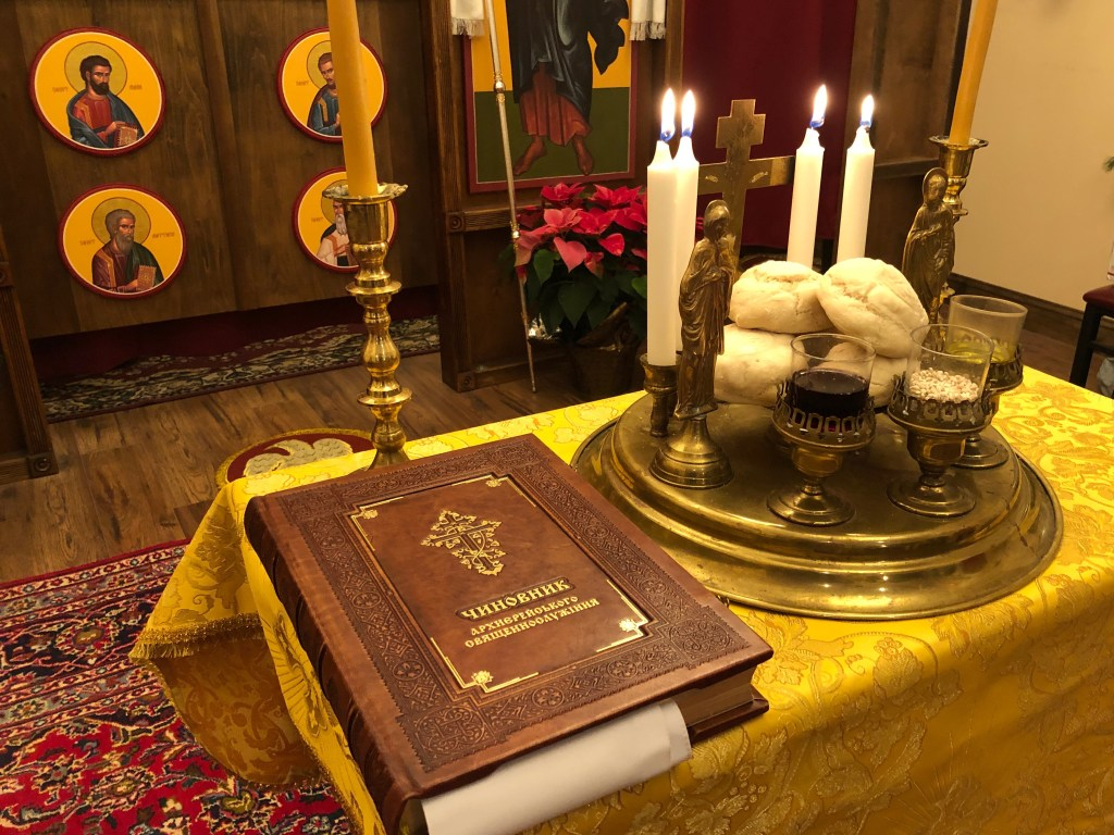Grand Compline for the Feast of the Nativity