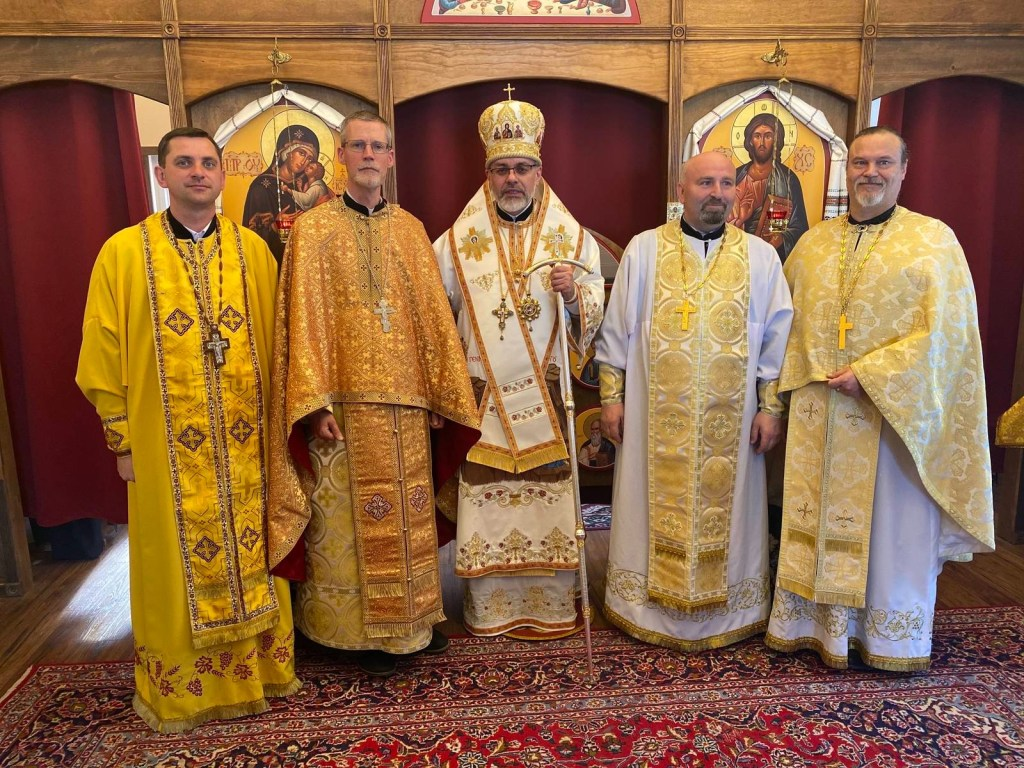 Ordination of Fr. Charles to the Holy Priesthood