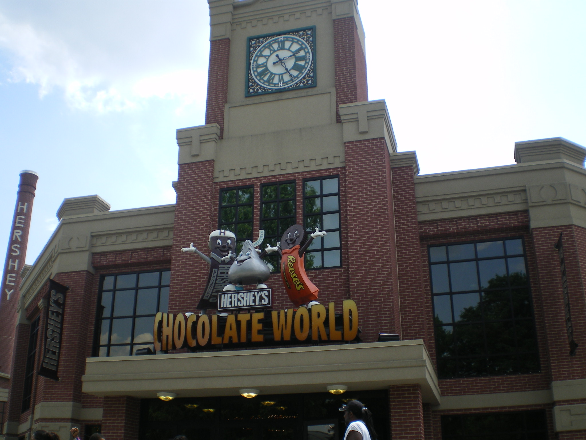 TAM goes to chocolate world!