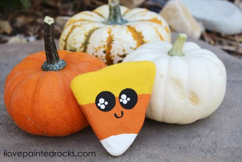 You know those plastic things you get with plants that you buy from the store? 80 Cool Rock Painting Ideas Fun Rock Painting Crafts Cradiori