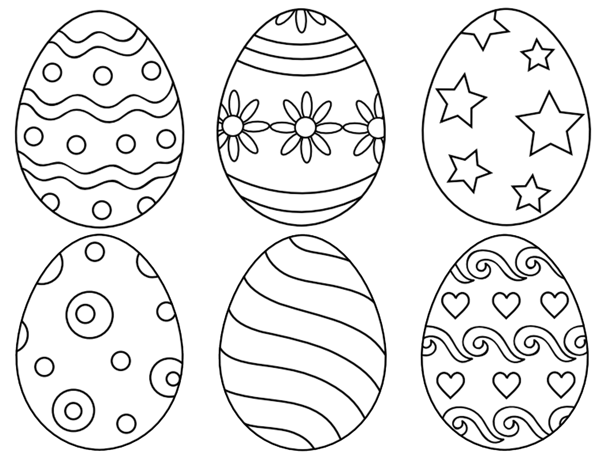 Easter Egg Hunt Clues With Free Printable In
