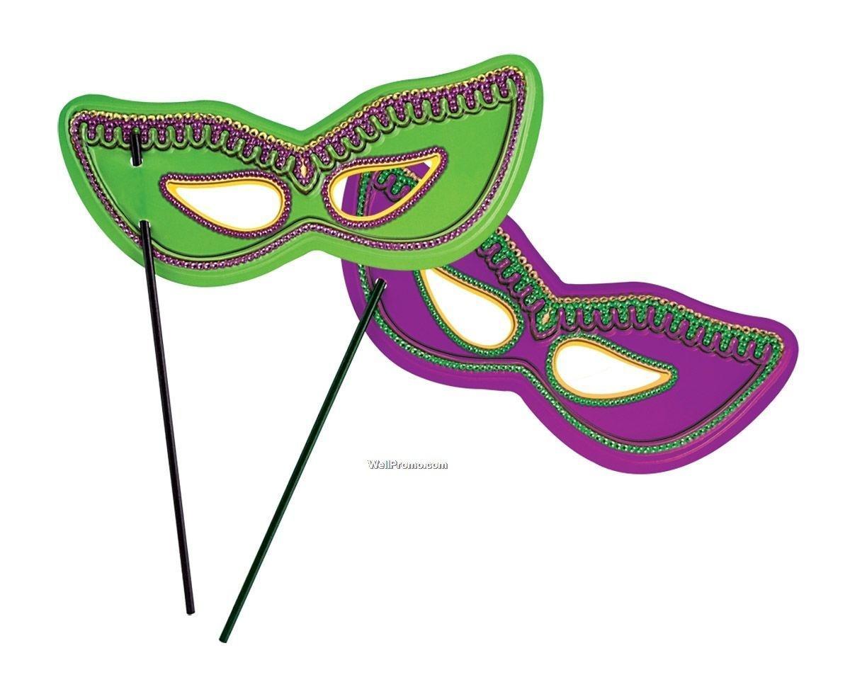 Mardi Gras Masks Kids Activity Free Printable With 2