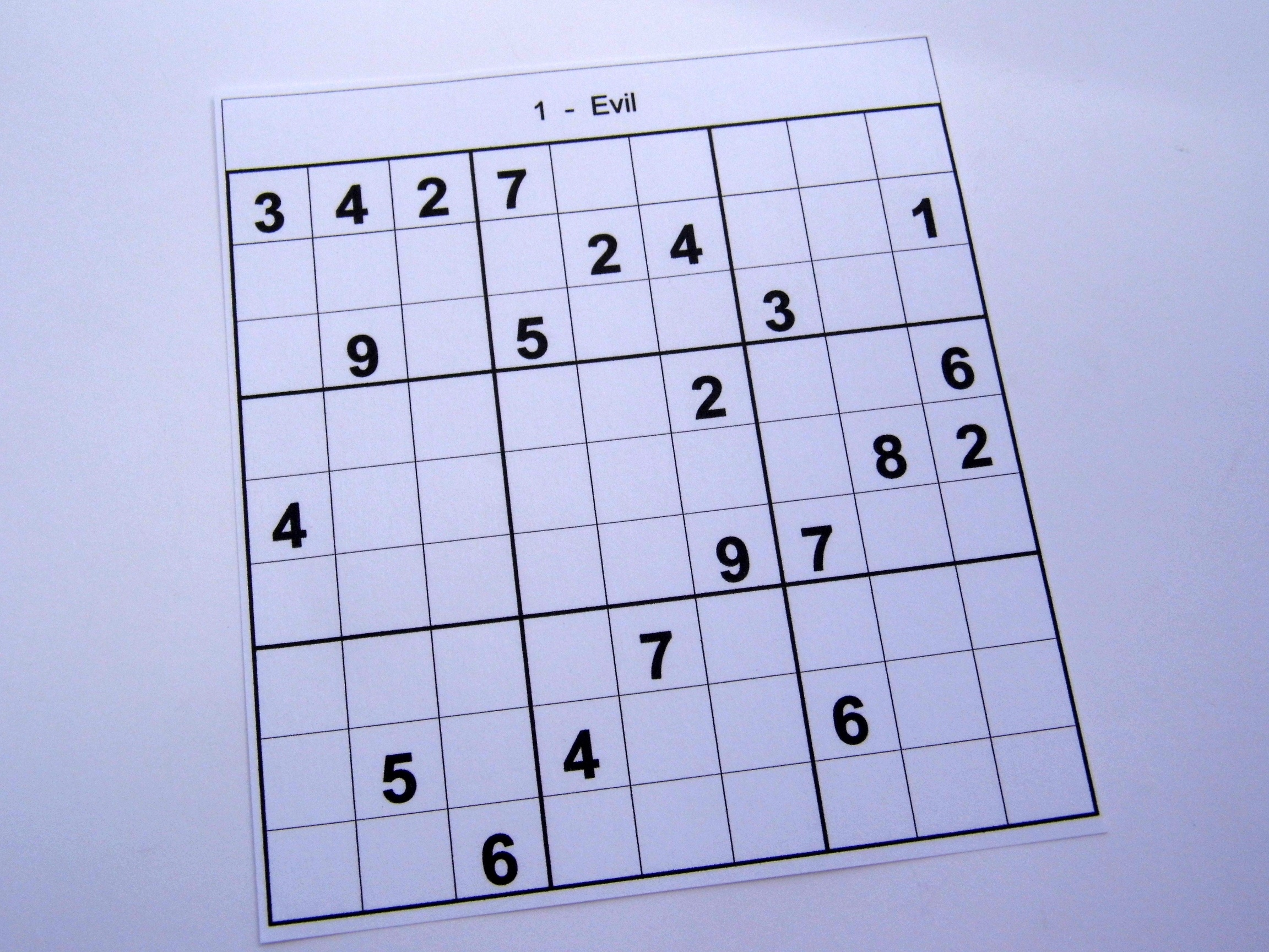 Printable Sudoku Samurai Give These Puzzles A Try And