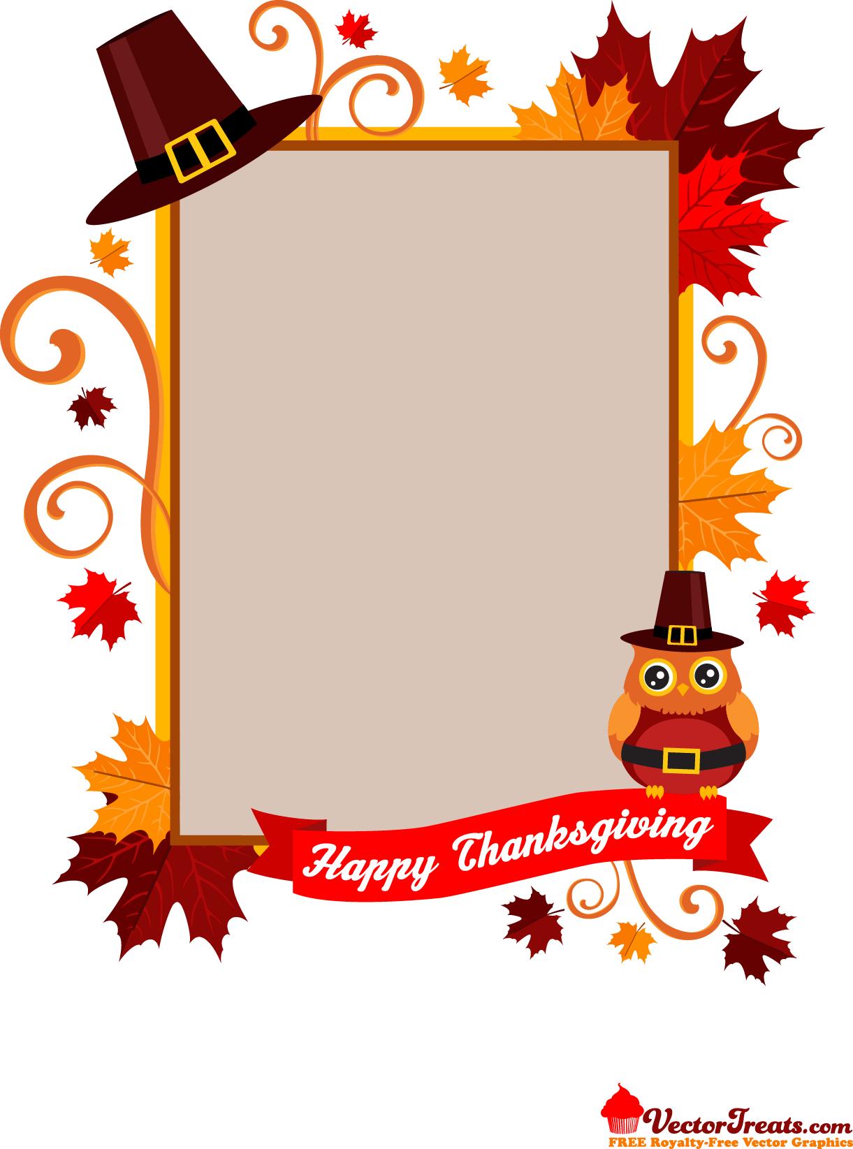 Free Printable Thanksgiving Graphics