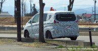 Honda Freed 2016 Spyshot2