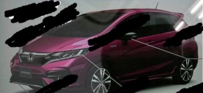 New Honda Fit Facelift 2017 (4)