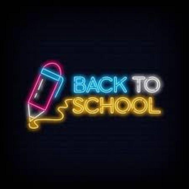 scholen gaan beginnen