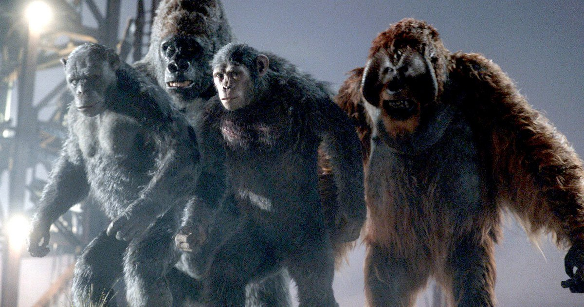 War for the Planet of the Apes Video Game Heads To Consoles in 2017
