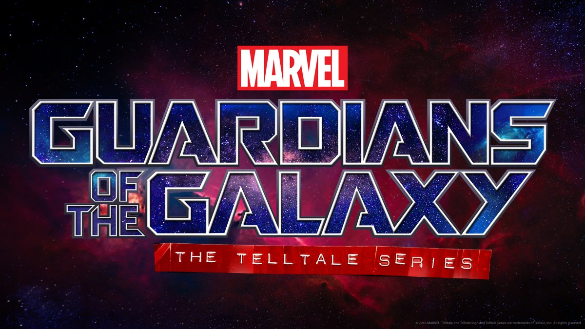 Telltale Games Reveals Guardians of the Galaxy Series