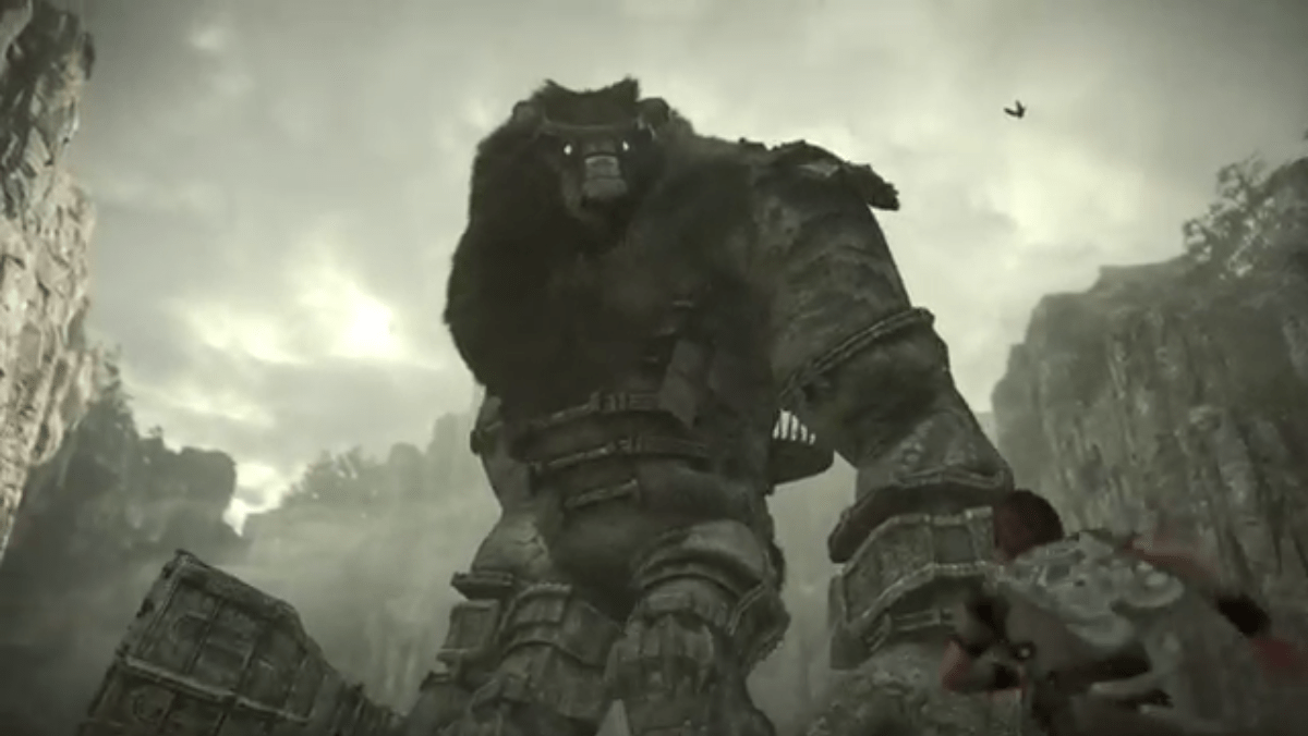 Shadow of the Colossus Remake Heads To The PlayStation 4