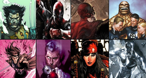 20th Century Fox Reveals Six Untitled Comic Book Movie Release Dates