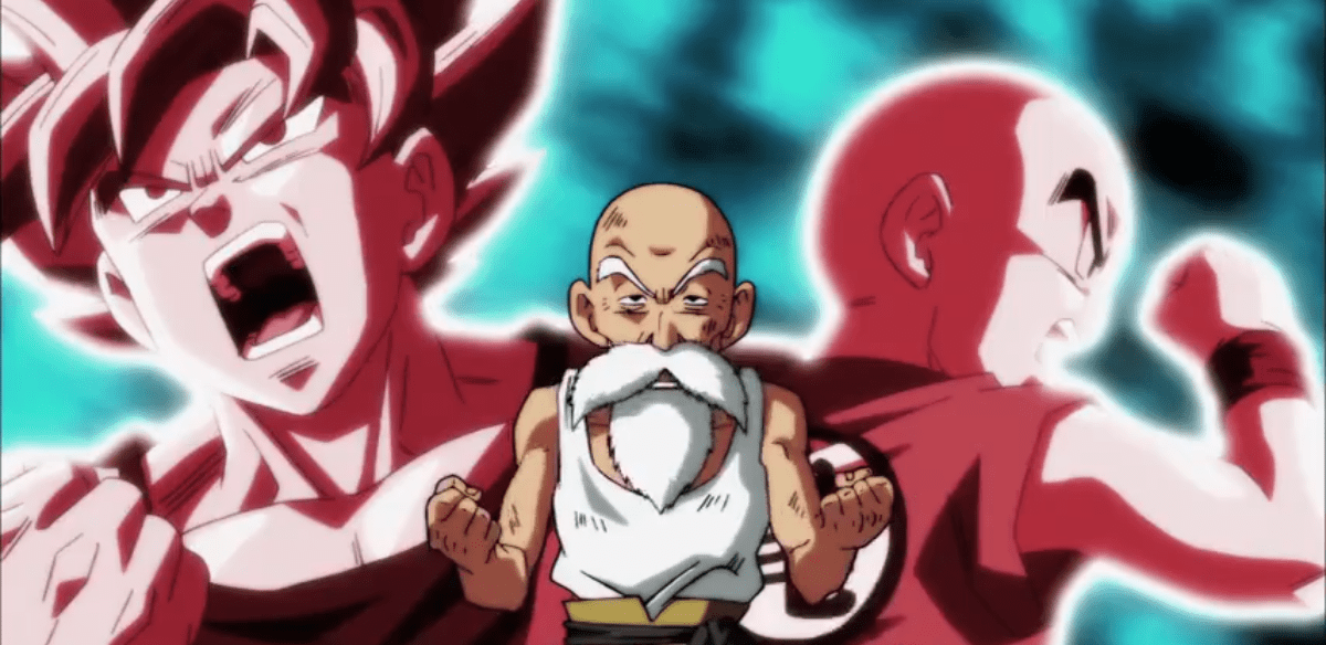 "Dragon Ball Super, Episode 105 - ""A Desperate Battle! Master Roshi's Sacrifice!"" Review"