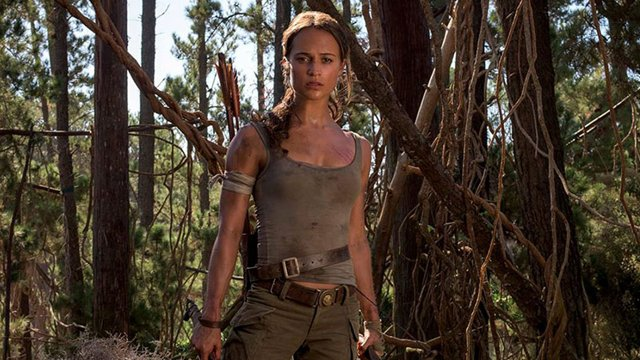 The Second Trailer For Warner Bros. Pictures Tomb Raider Released