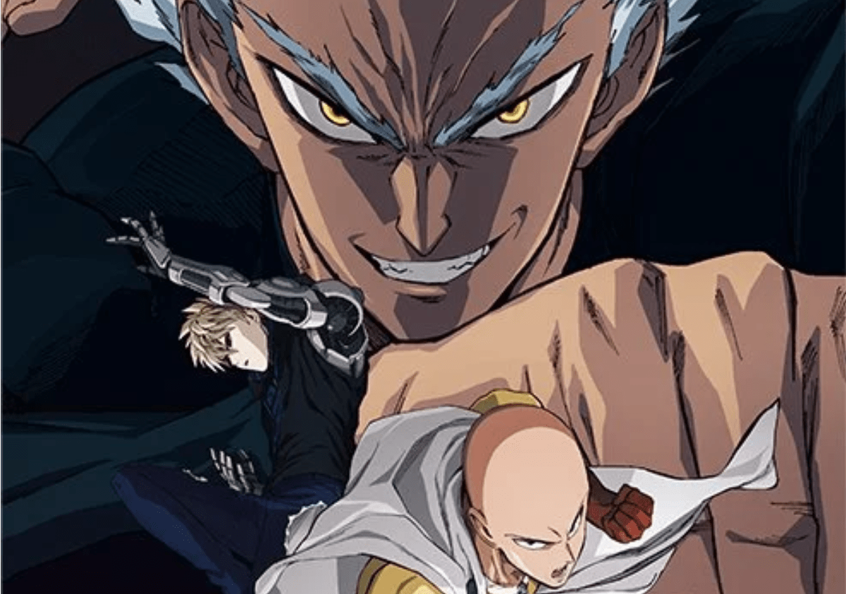 One-Punch Man Season 2 Announcement Trailer Revealed