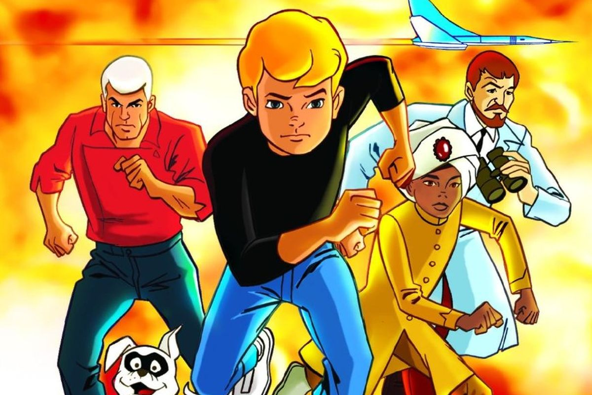 Warner Bros. Moves Forward With A Jonny Quest Live-action Film