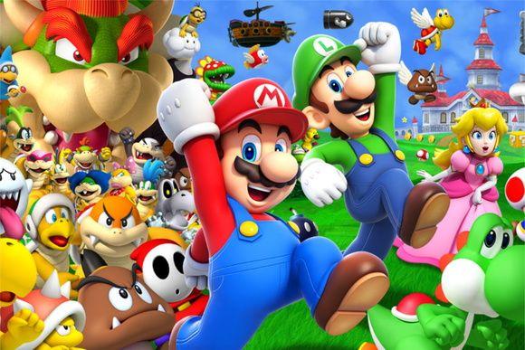 Illumimation Entertainment Teases Release of Mario Bros. Movie