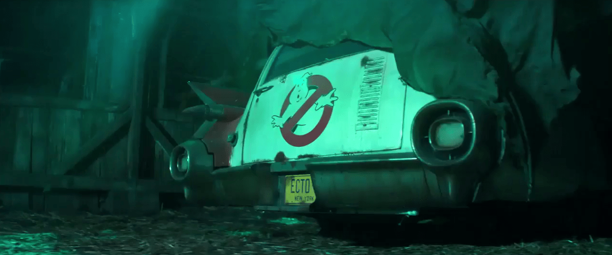 Teaser Trailer For New Ghostbusters Film Arrives
