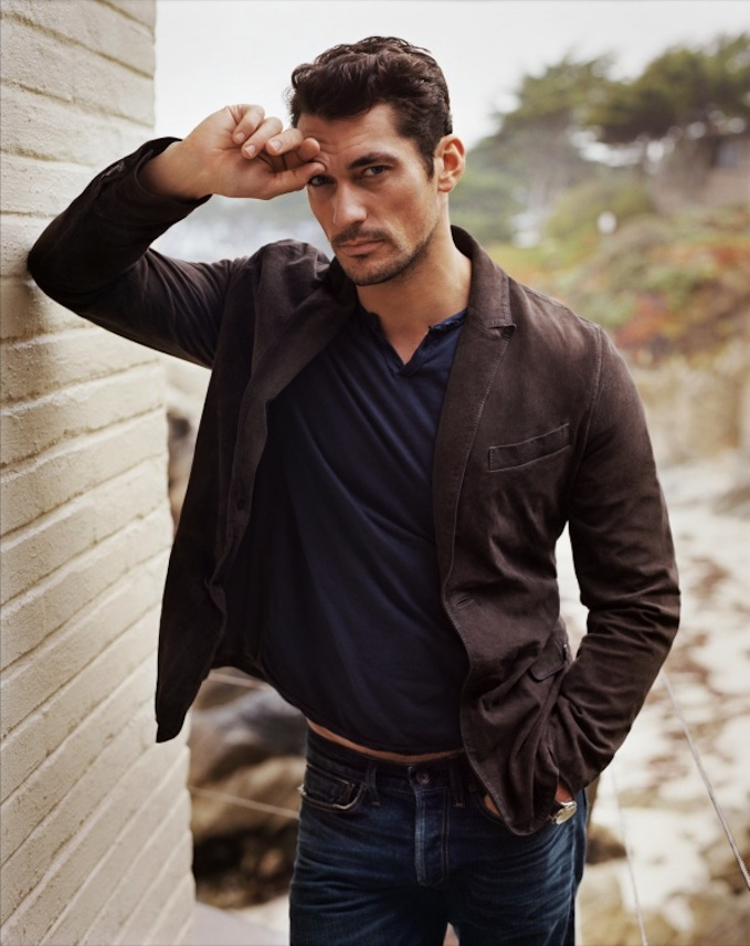 david gandy casual