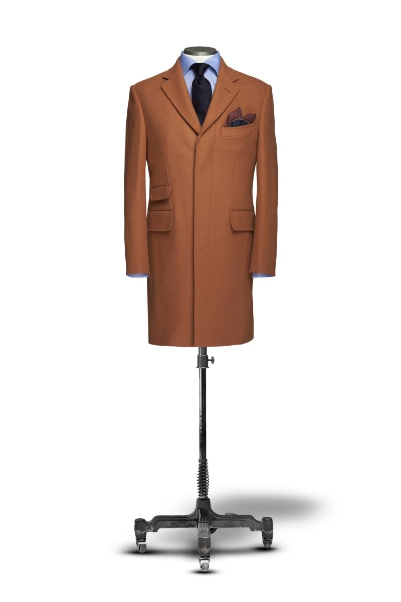 męskich płaszczy