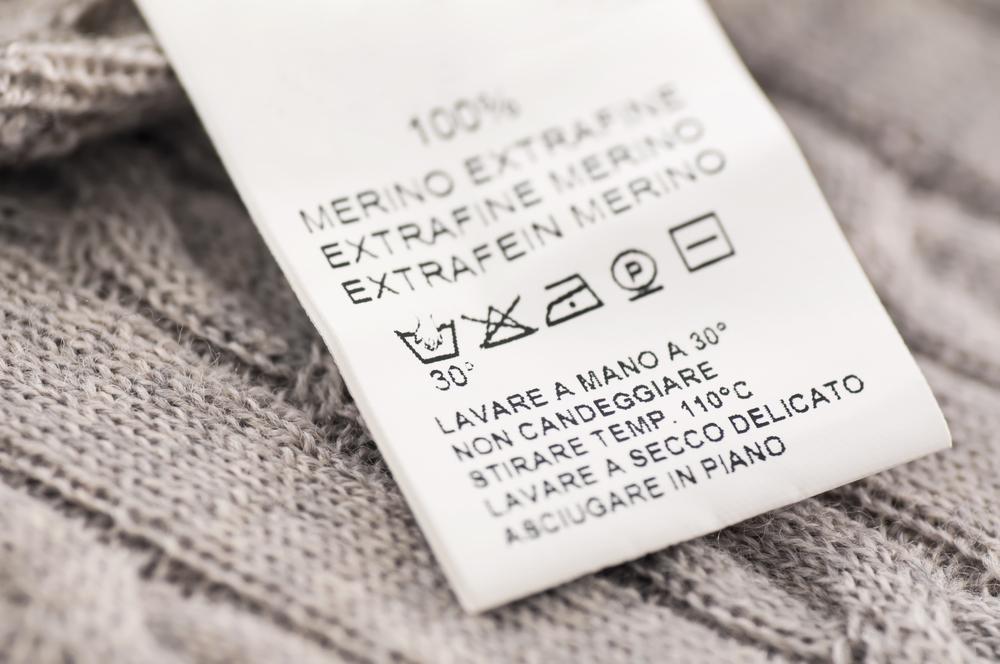 kupując ubrania