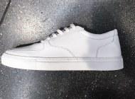 Białe buty w modzie męskiej