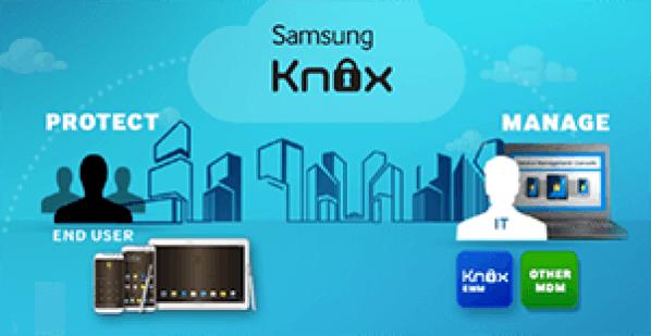 Samsung-Knox-Mode