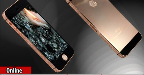 Top-10-Most-Expensive-Mobile-Phones-in-the-World-2014-Diamond-Rose-iPhone-4-32GB