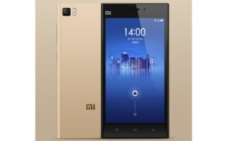 Xiaomi-Mi3-Gold